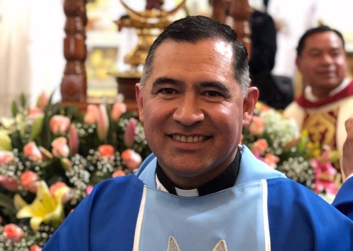 Monseñor Carlos Samaniego es el nuevo obispo auxiliar de la Arquidiócesis de México