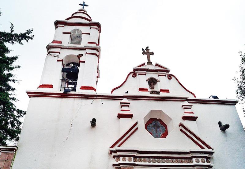 La Parroquia de San Bernabé.