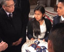 El Papa envía rosarios a sobrevivientes de explosión en Tlahuelilpan