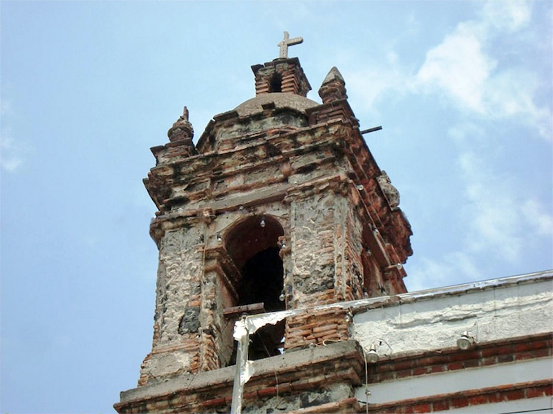 El Templo del Niño Jesús.