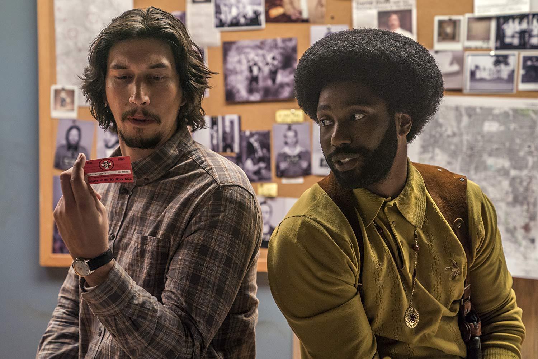 El Infiltrado en el KKKlan es una de las contendientes al Oscar por Mejor Película. Foto: IMDB