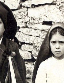 La Iglesia celebra hoy a dos de los videntes de la Virgen de Fátima