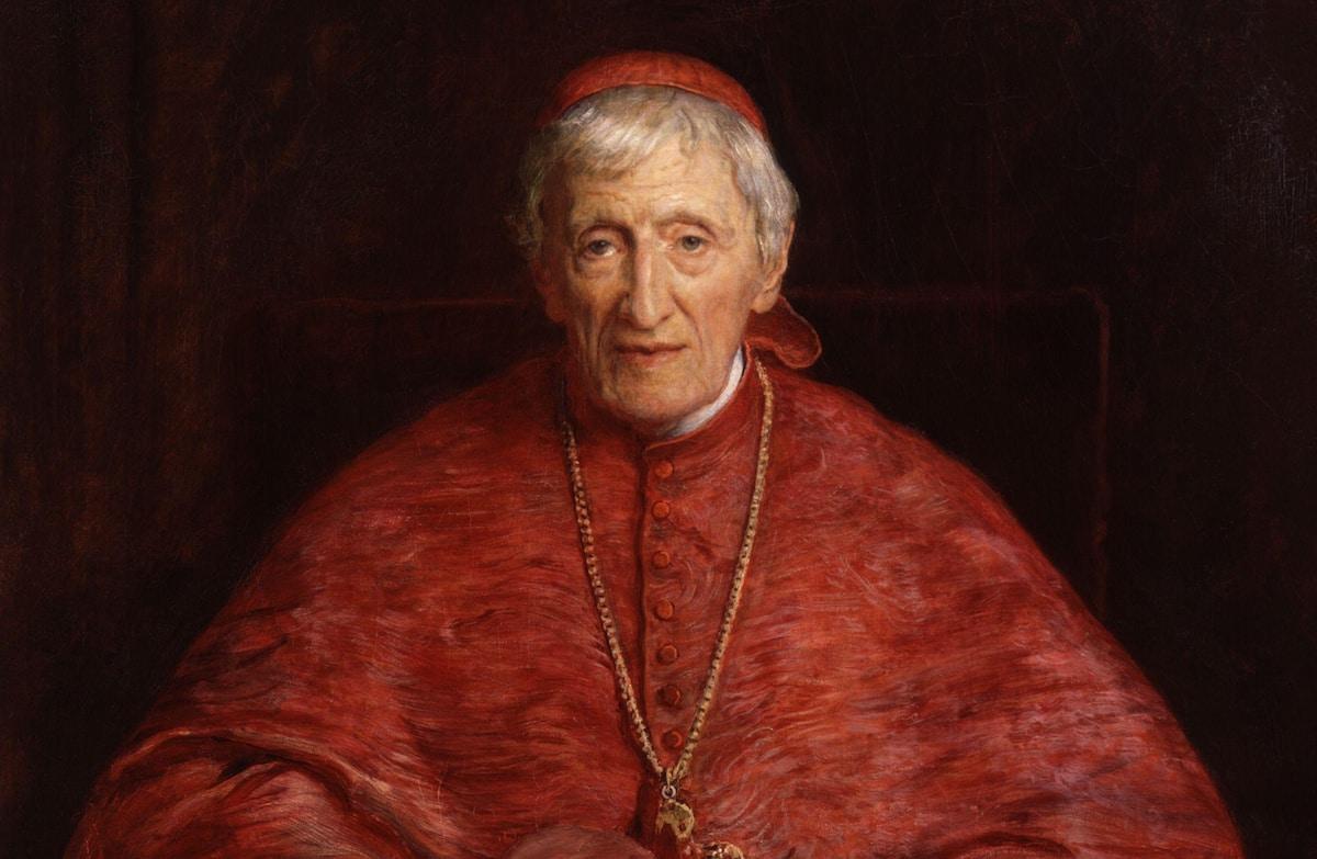 El Cardenal Newman. Foto: Vatican Media