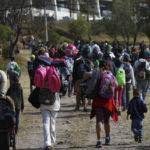 Pide Iglesia en México ayuda urgente para migrantes en Chiapas