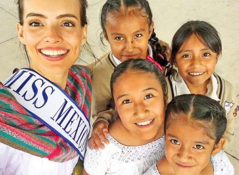 El día que la fe cambió la vida de Miss Mundo