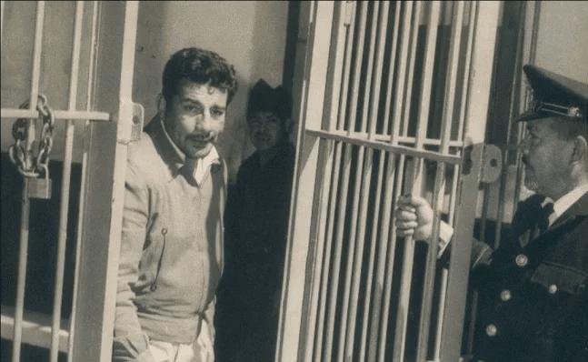 Pancho Valentino fue uno de los prisioneros más famosos del penal de Islas Marías. Foto: Agencias