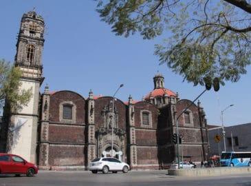 Iglesia de la Santa Veracruz, todas sus obras a resguardo