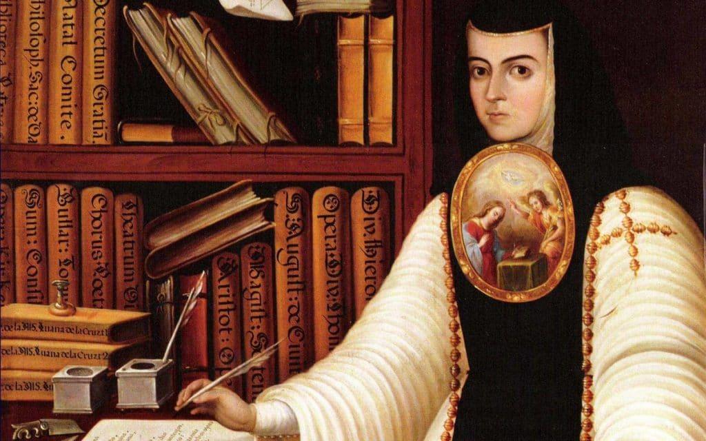 El nombre de pila de Sor Juana Inés de la Cruz fue Juana Ramírez de Asvaje.