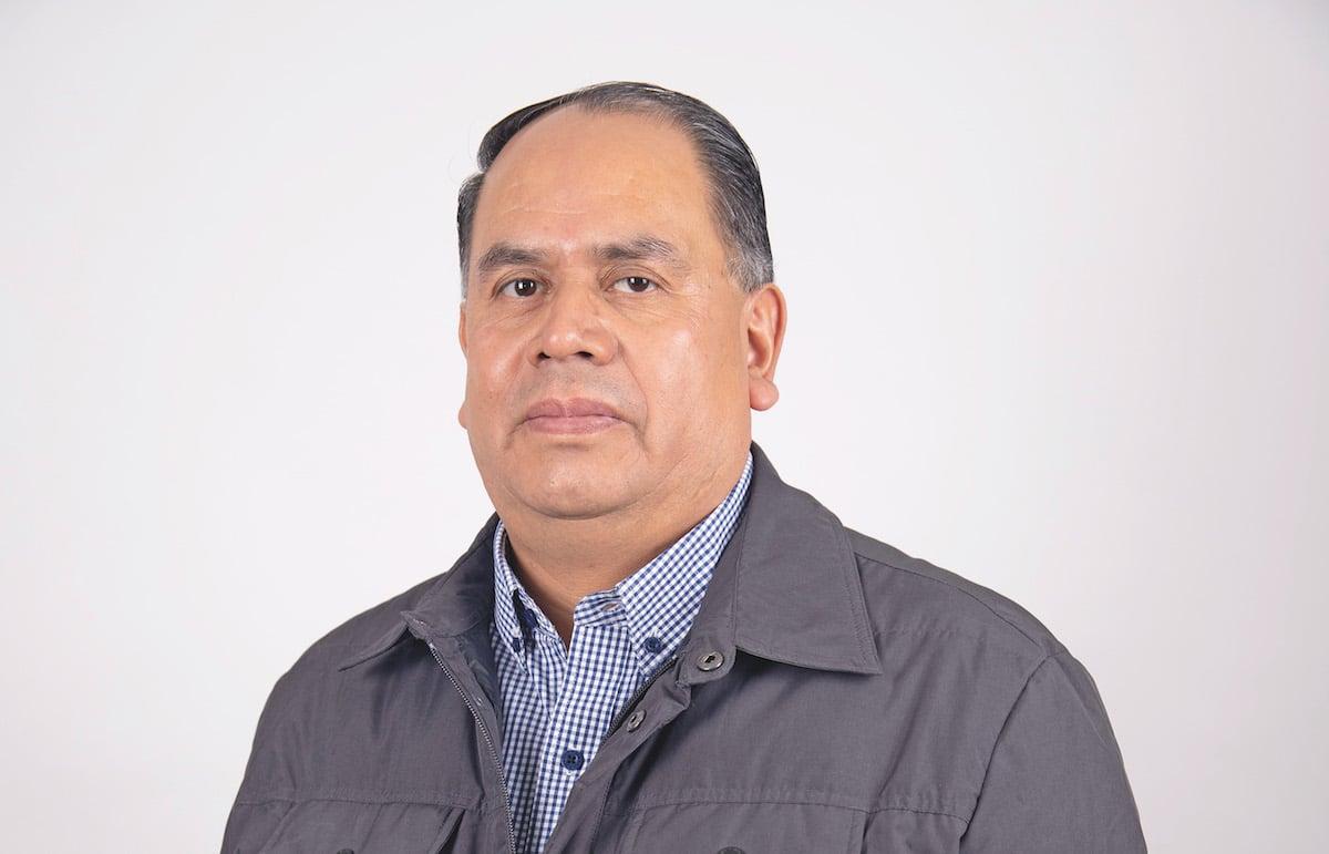 """El padre Arturo Barranco Cruz quedará al frente de la IV Vicaría Episcopal """"San Miguel Arcángel"""". Foto: María Langarica"""