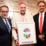 El Cardenal se reúne con líderes latinos y judíos de EU