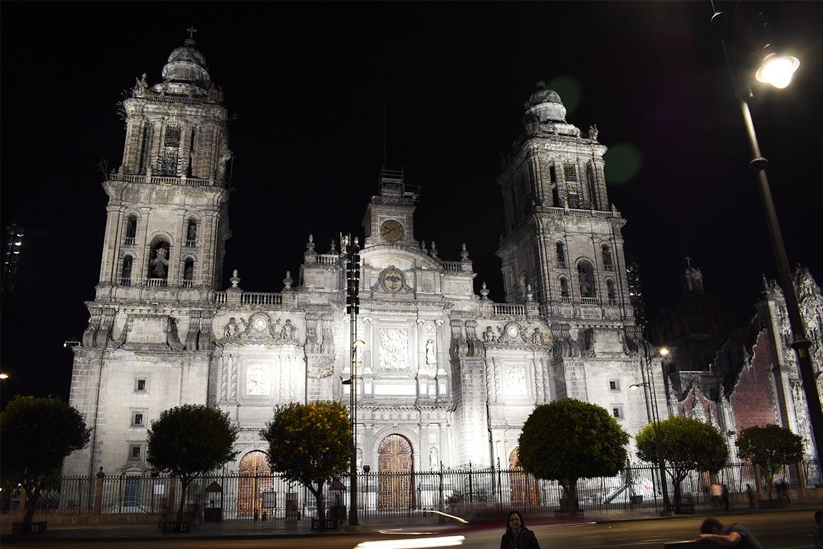 Preparan curso de especialización en historia de la Catedral. Foto Ricardo Sánchez
