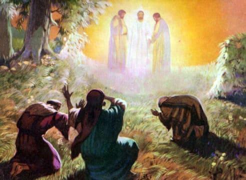 Camino hacia la Pascua