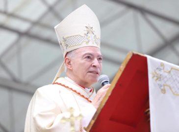Homilía en el inicio de ministerio del nuevo Arzobispo de Tlalnepantla