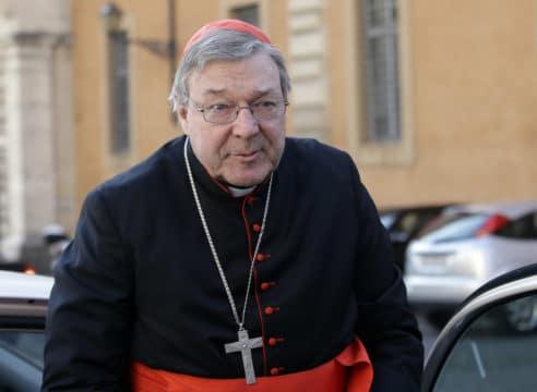 El Cardenal George Pell pasaría seis años en prisión