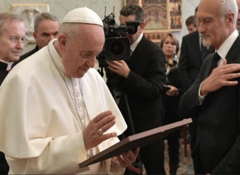 El Papa Francisco a pediatras: sean solidarios e inclusivos