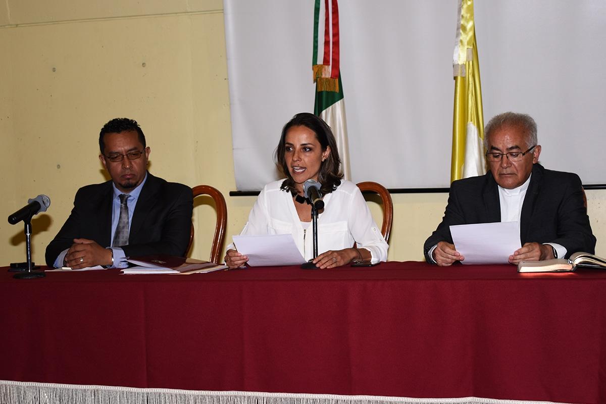 Equipo Interdisciplinario contra los Abusos. Foto: Ricardo Sánchez