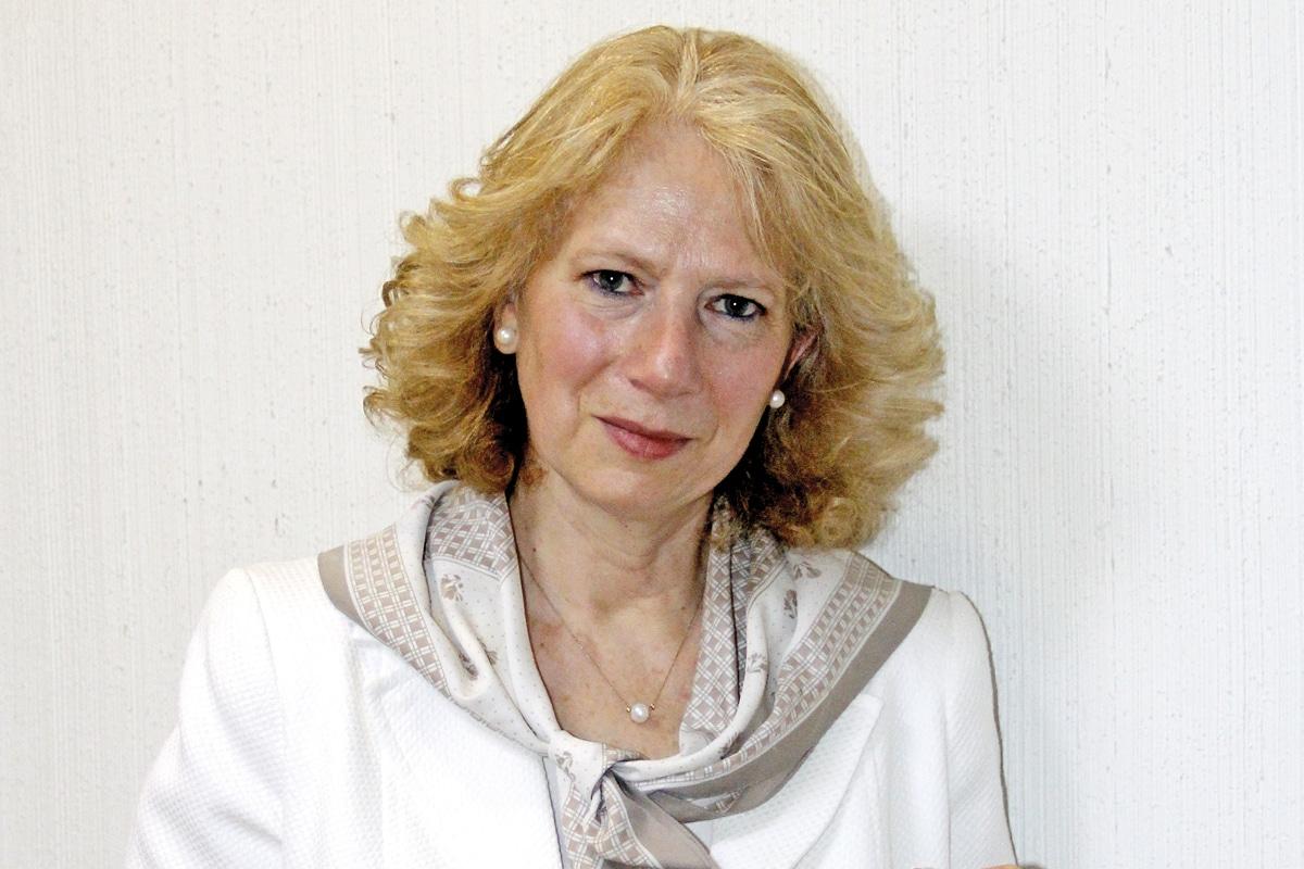 Susana Segura es apóstol de la Divina Misericordia. Foto: Ricardo Sánchez