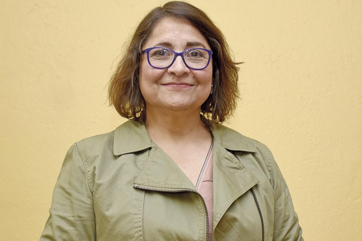 Patricia Espinosa es es responsable del Departamento de Desarrollo Humano y Psicopedagogía del SCM. Foto: Ricardo Sánchez