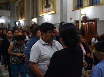 Miércoles de Ceniza: Así iniciaron la Cuaresma los habitantes de la CDMX