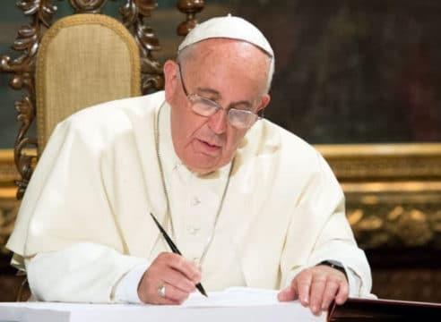 El Papa presentará a María su exhortación sobre jóvenes