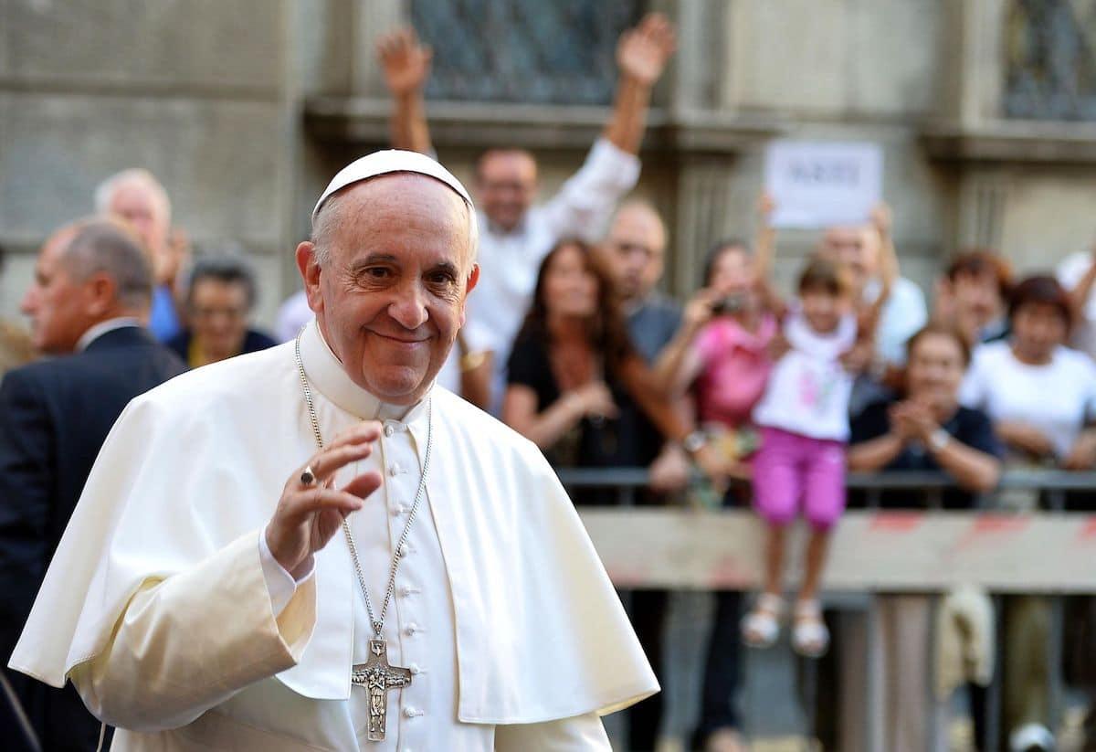El Papa Francisco. Foto: Archivo