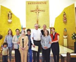 Así crece la comunidad en la Parroquia de San Patricio