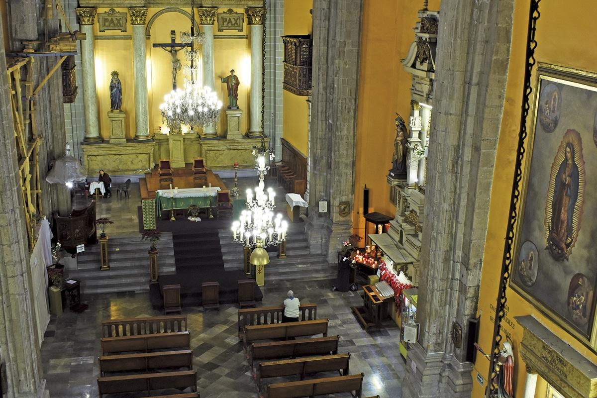 Los dos santos son venerados en la Rectoría de San Juan de Dios. Foto: Ricardo Sánchez