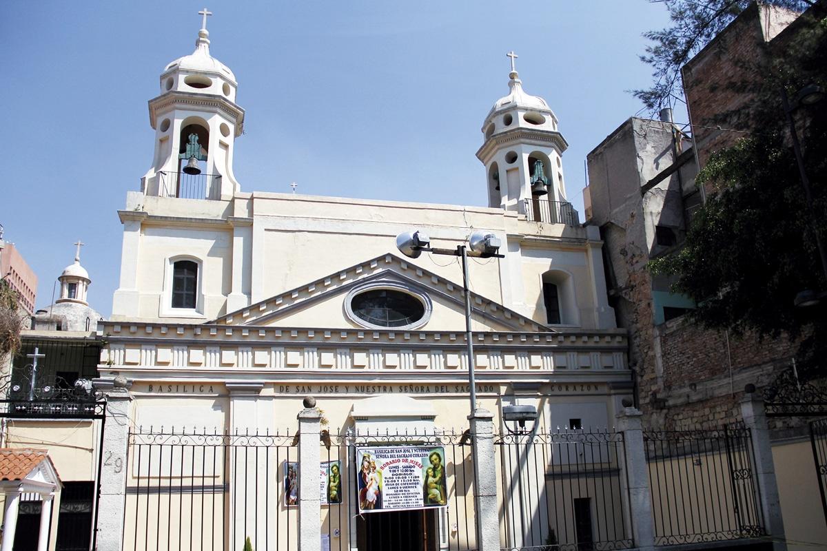 """El templo de San José y Nuestra Señora del Sagrado Corazón es nombrado """"Basílica menor"""". Foto: Alejandro García"""