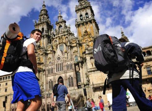Camino de Santiago: Iniciar en Tlatelolco y terminar en España