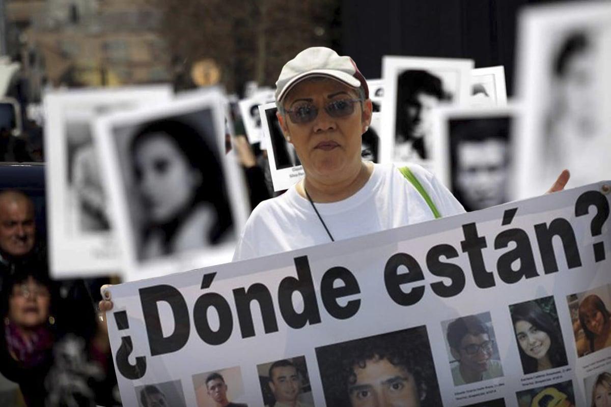 Este fenómeno de las desapariciones no puede ser algo cotidiano en México; es responsabilidad elemental del Estado garantizar la integridad de los ciudadanos.