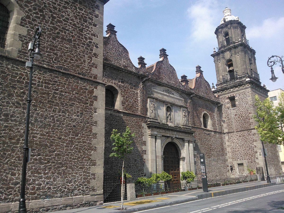 Esta iglesia fue un hospital que mandó construir el mismo Hernán Cortés. Foto: Archivo