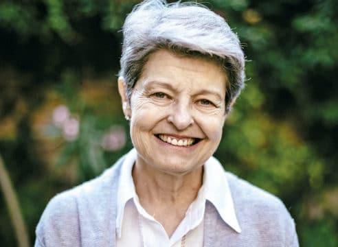 Lucila Servitje, la mujer que difunde la doctrina social de la Iglesia