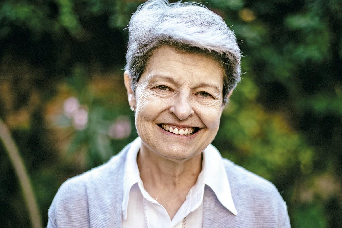 Lucila Servitje Montull es la presidenta del Instituto Mexicano de Doctrina Social Cristiana.