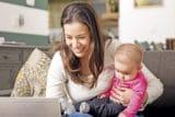 Madres que trabajan: cómo educar a los hijos y trabajar