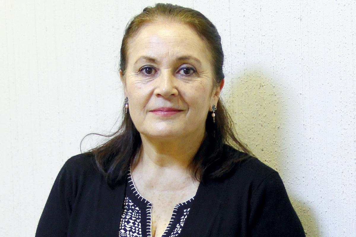 María Luisa Aspe se dedica a la investigación de la desigualdad social. Foto: Ricardo Sánchez