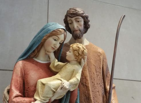 La Sagrada Familia, ¿por qué encomendarnos a Jesús, María y José?