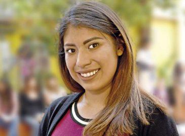 Ella representará a la Virgen María en el viacrucis de Iztapalapa
