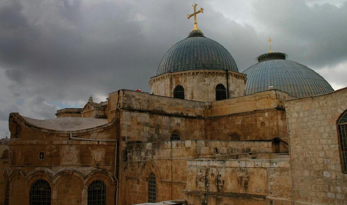 Basílica del Santo Sepulcro. Foto: Cortesía.