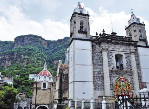 El Santuario de Chalma, un lugar donde danza la fe