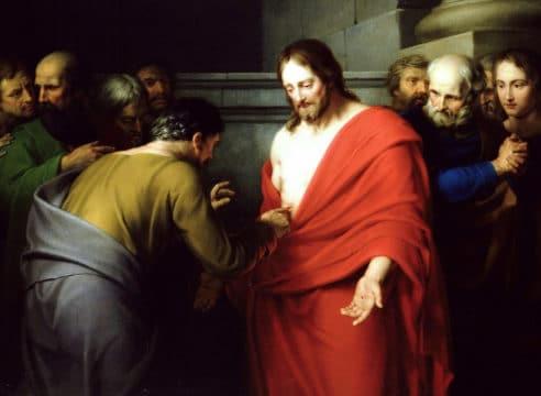 Comentario al Evangelio: Dichosos los que creen sin haber visto
