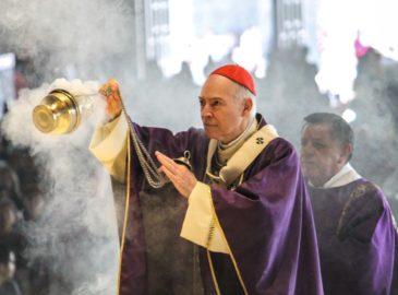 Homilía del Cardenal Carlos Aguiar en el V domingo de Cuaresma