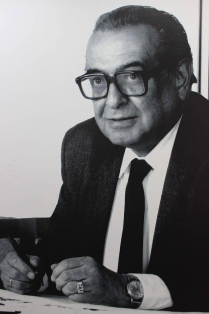 Don Pedro Ramírez Vázquez