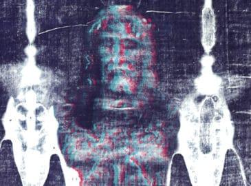 ¿Cómo se obtuvo en 3D la imagen de la Sábana Santa?