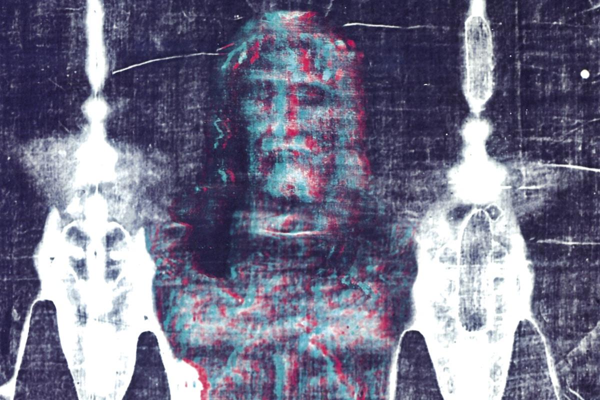 Rostro del cuerpo de la Sábana Santa en 3D