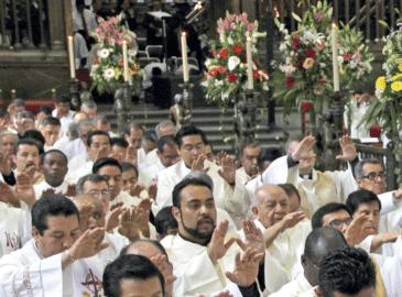 ¿Qué es la Misa Crismal?, acto que se celebra en Jueves Santo