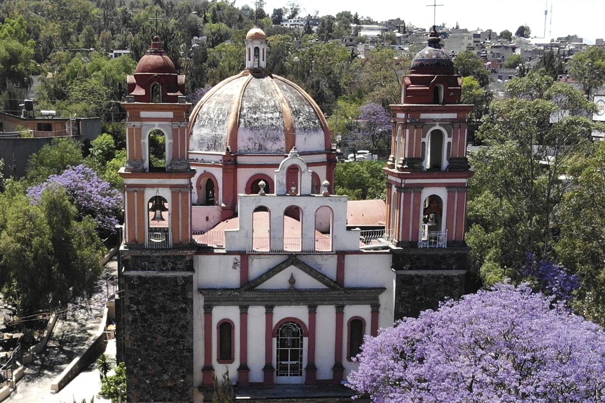 El Santuario del Santo Sepulcro, también conocido por los pobladores como la iglesia del Señor de la Cuevita. Foto: Ricardo Sánchez