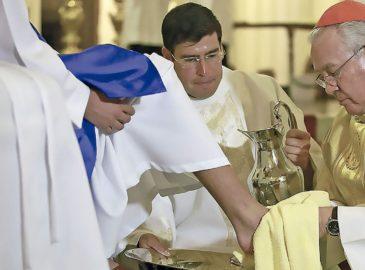 El Lavatorio de pies: ¿qué significa este rito de Jueves Santo?