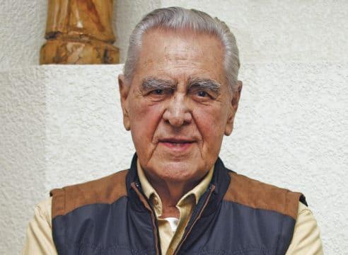 Mi vocación me la regaló Dios: Eric del Castillo