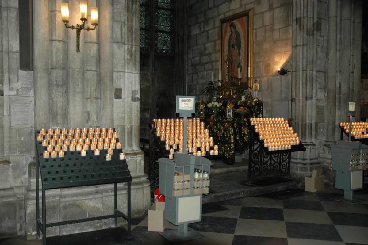 Capilla de Virgen de Guadalupe