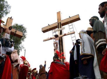 FOTOS: Así se vivió la Pasión de Cristo en Iztapalapa